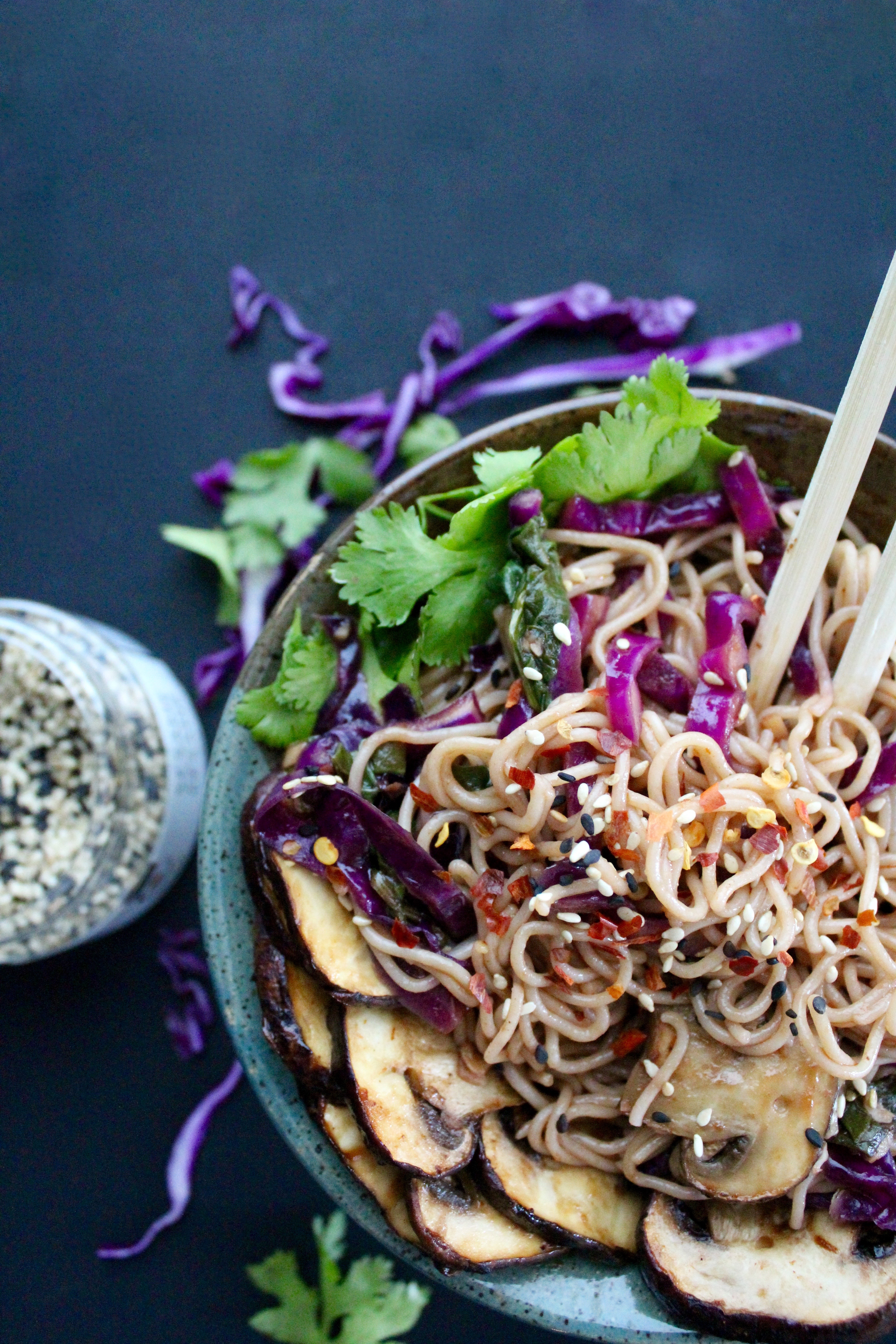 SO GOOD! This is the best Fake-out take-out! Easy Ramen Noodle Stir Fry!
